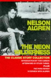 Cover of: The neon wilderness