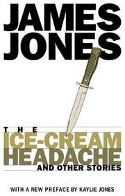 Cover of: The ice-cream headache, and other stories