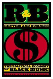 Cover of: R&B Rhythm And Business