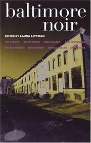 Cover of: Baltimore Noir
