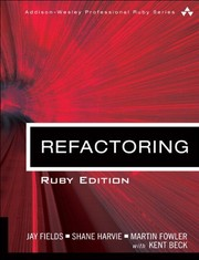 Cover of: Refactoring : Ruby Edition
