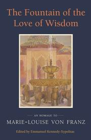 Cover of: The Fountain of the Love of Wisdom