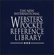 Cover of: The New International Webster's Pocket Reference Library