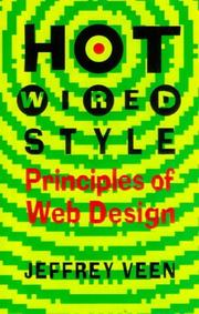 Cover of: Hot wired style