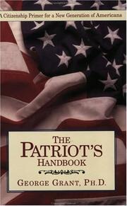 The patriot's handbook
