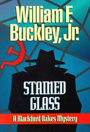 Cover of: Stained Glass