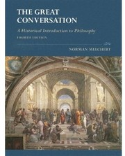 Cover of: The Great Conversation | Norman Melchert
