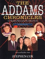 Cover of: The Addams chronicles