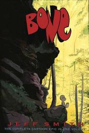 Cover of: Bone | Jeff Smith