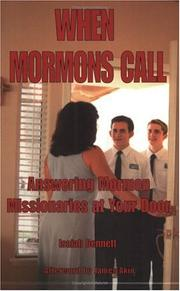 Cover of: When Mormons Call | Isaiah Bennett