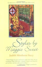 Cover of: Styles by Maggie Sweet