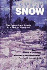 Cover of: Waiting for the Snow