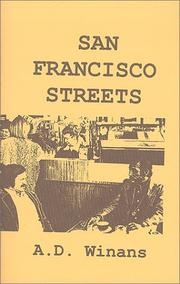 San Francisco Streets by A. D. Winans