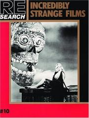 Cover of: Re/Search #10