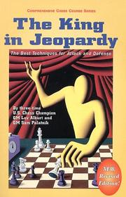 Cover of: The King in Jeopardy | Lev Alburt