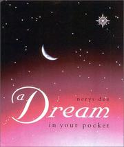 Cover of: A Dream in Your Pocket | Nerys Dee