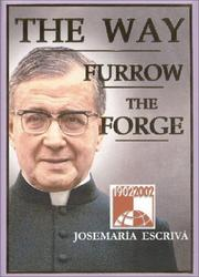 Cover of: The Way, Furrow, The Forge