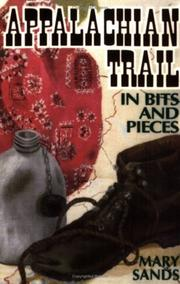 Cover of: Appalachian Trail in Bits and Pieces | Mary Sands