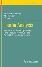 Cover of: Fourier Analysis