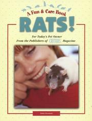 Cover of: Rats! | Debbie Ducommum