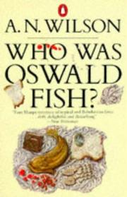 Cover of: Who Was Oswald Fish?