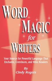 Cover of: Word Magic for Writers