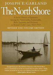 Cover of: The North Shore