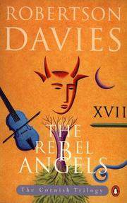 Cover of: The Rebel Angels (Cornish Trilogy Ser.)