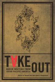 Cover of: Take Out | Quang Bao
