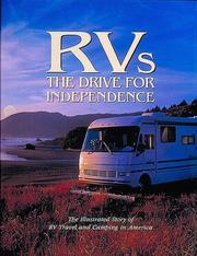 Cover of: RVs: The Drive for Independence