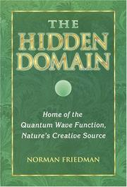 Cover of: The hidden domain