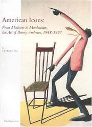 Cover of: American Icons | J. Richard Gruber