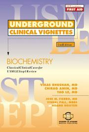 underground clinical vignettes anatomy pdf