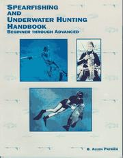 Cover of: Spearfishing and underwater hunting handbook
