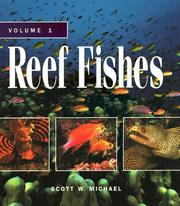 Cover of: Reef Fishes Volume 1