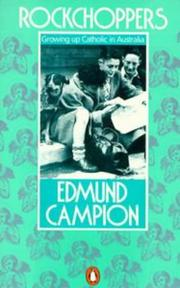 Cover of: Rockchoppers | Edmund Campion