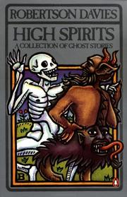Cover of: High Spirits: A Collection of Ghost Stories