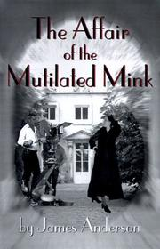 Cover of: The affair of the mutilated mink