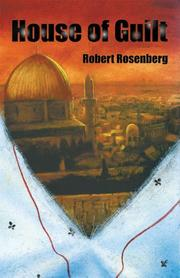Cover of: House of Guilt (Missing Mystery, 25) | Robert Rosenberg