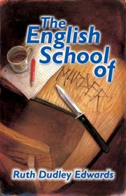 Cover of: The English school of murder