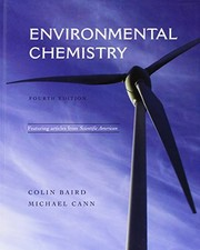 Cover of: Environmental Chemistry & Solutions Manual