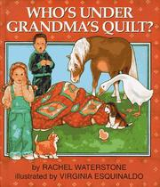 Cover of: Who's under Grandma's quilt?