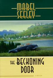 Cover of: The beckoning door