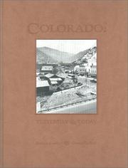 Cover of: Colorado, Yesterday & Today | Joseph Collier