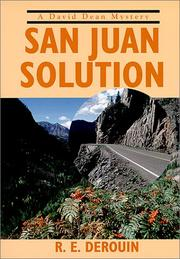 Cover of: San Juan solution