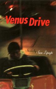 Cover of: Venus Drive | Sam Lipsyte