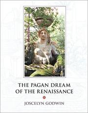 Cover of: The pagan dream of the Renaissance