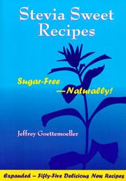 Cover of: Stevia sweet recipes