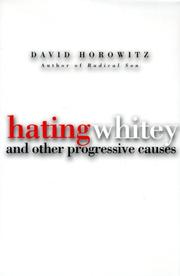 Cover of: Hating Whitey |