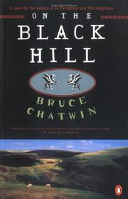 Cover of: On the black hill